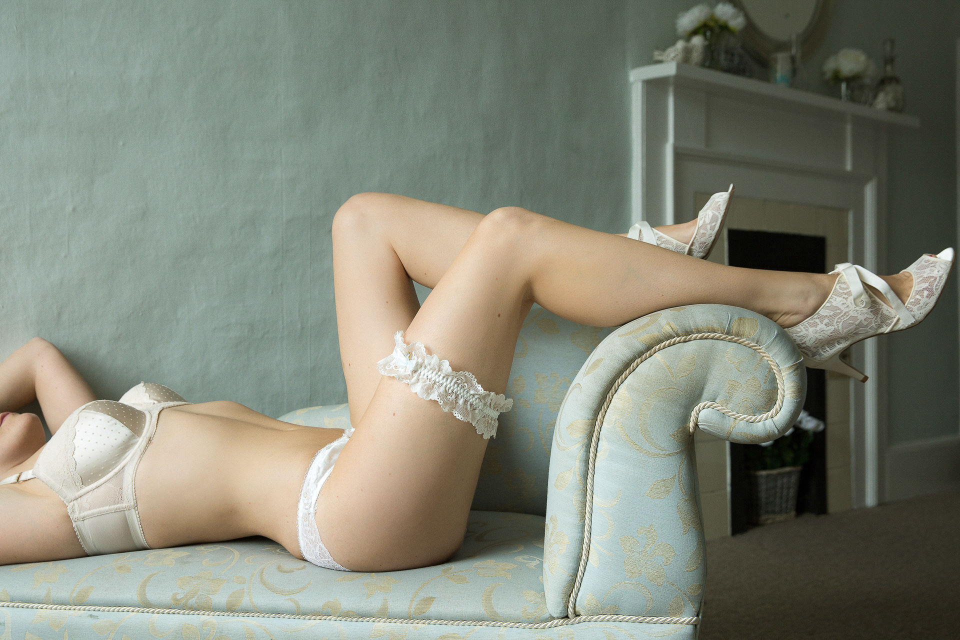 Bridal Boudoir Shoot | Miss G