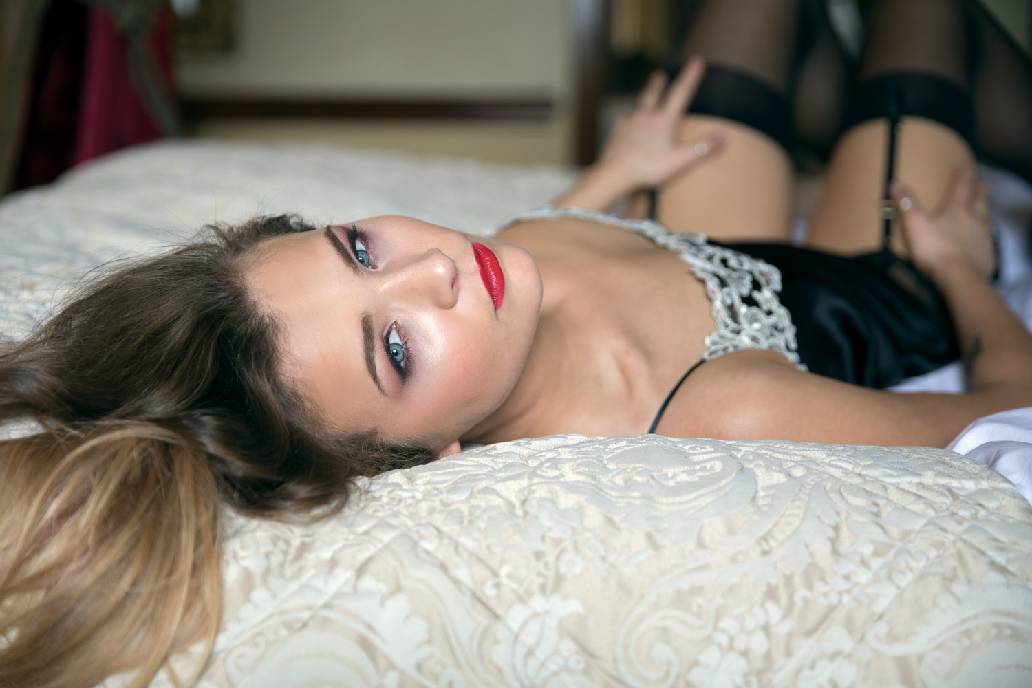 A Boudoir Shoot | 5 Reasons you need to do one